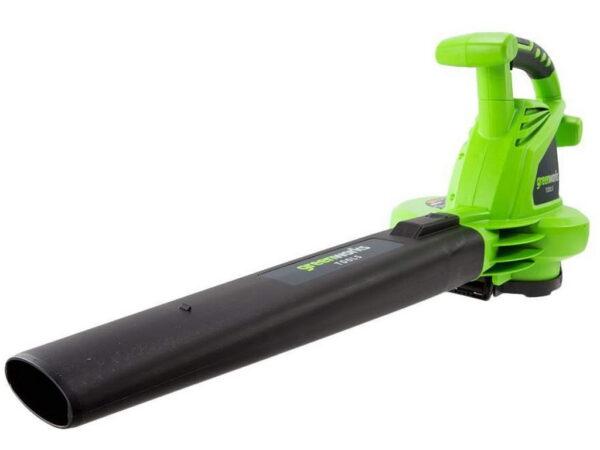 Пылесос-воздуходувка Greenworks GBV2800