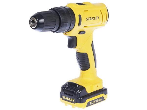 Дрель аккумуляторная Stanley SCH12S2