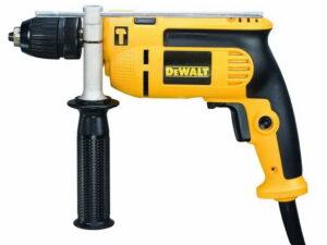 Дрель ударная DeWALT DWD024S (быстрозажимной патрон)
