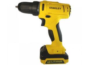 Дрель аккумуляторная Stanley SCD121S2K