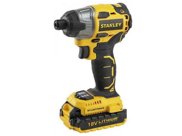 Дрель аккумуляторная Stanley SBI201D2K
