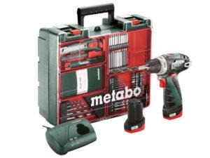 Metabo PowerMaxxBSBasic Set