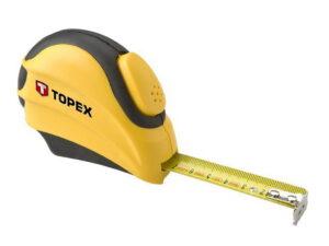 Рулетка с автостопом Topex 27С383