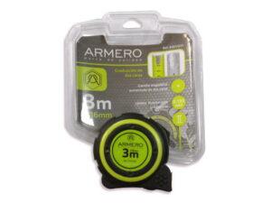 Рулетка с двумя фиксаторами Armero A101-231