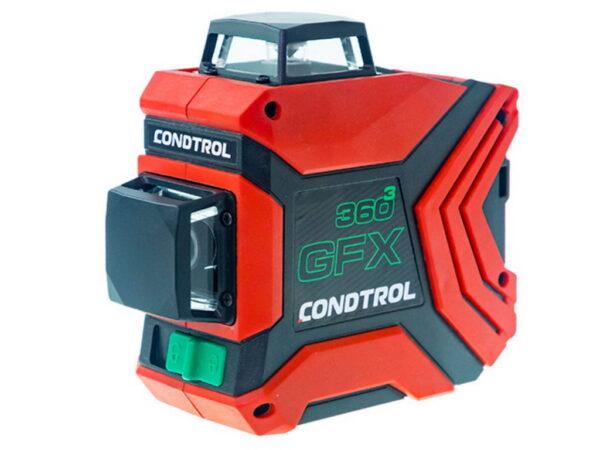 Лазерный уровень CONDTROL GFX 360-3