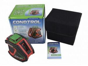Лазерный уровень CONDTROL XLiner 360 Green