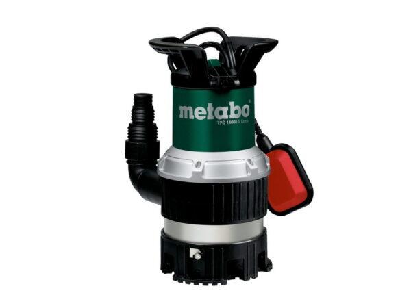 Бытовой погружной насос для воды Metabo TPS 14000 S Combi