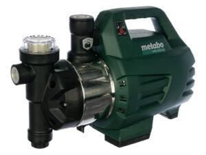 Насос-автомат Metabo HWAI 4500 Inox
