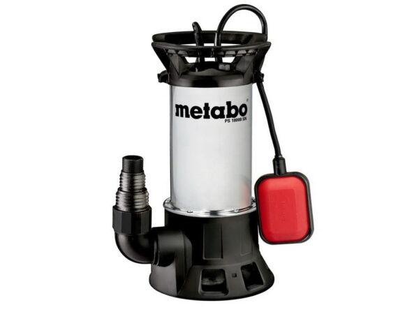 Бытовой дренажный насос для воды Metabo PS 18000SN