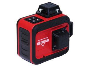 Лазерный уровень ELITECH ЛН 360/3 Красный луч