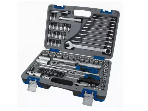 Набор автомобильных инструментов в чемодане USP Профи 65217
