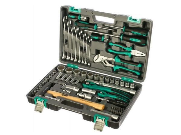 Набор инструментов в чемодане профессиональный для дома STELS 14116