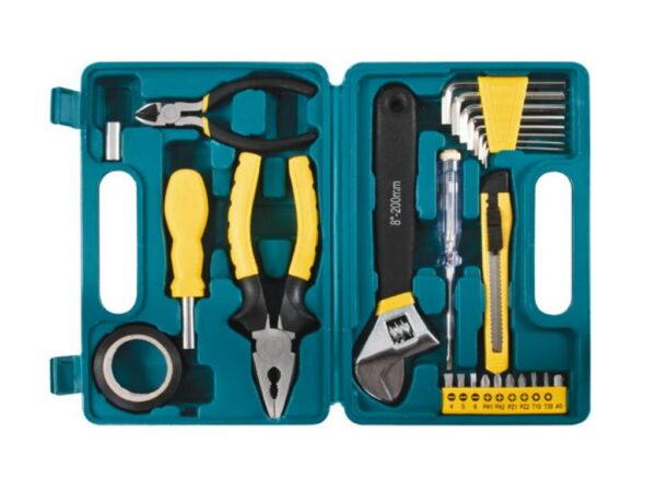 Набор инструментов в чемодане FIT 65125