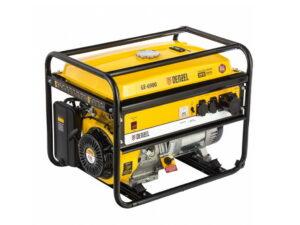Бензиновый генератор для дома Denzel GE 6900