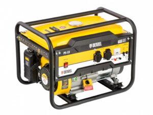 Бензиновый электрогенератор для дома Denzel PS 33