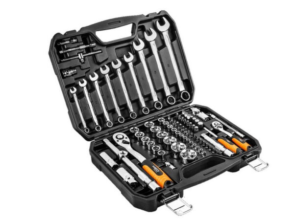 Набор инструментов в кейсе NEO 08-672