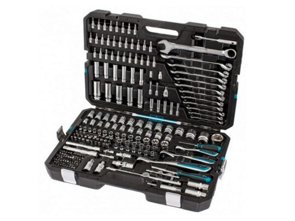 Набор инструментов в чемодане профессиональный Gross 14157