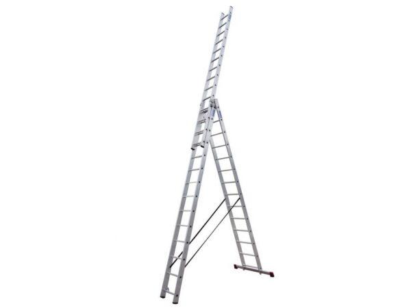 Шарнирная универсальная лестница Krause CORDA 3x14 010452