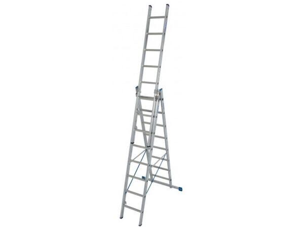 Трехсекционная лестница Krause STABILO 3 х 8 133748