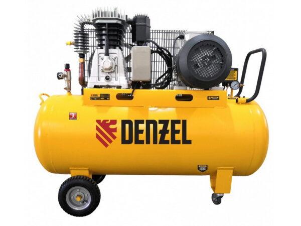 Компрессор с ременной передачей Denzel BCI5500-T/270