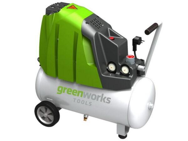 Компрессор сжатого воздуха Greenworks GAC50L