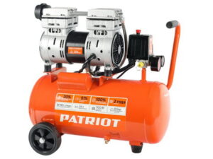 Безмасляный воздушный компрессор PATRIOT WO 24-160