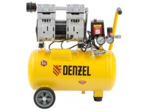 Компрессор воздушный Denzel DLS950/24