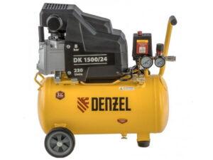 Компрессор электрический Denzel DK1500/24 Х-PRO