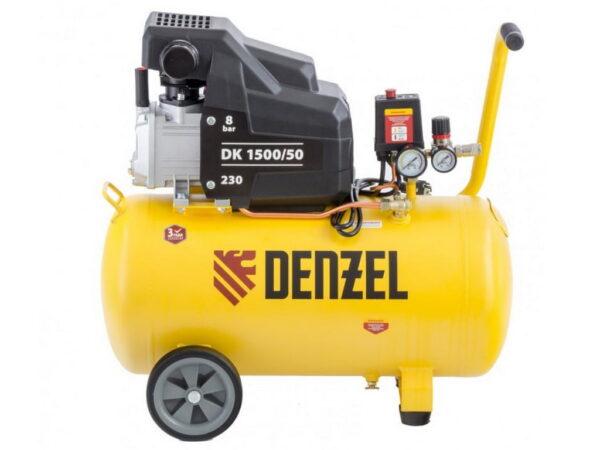 Компрессор воздушный электрический Denzel DK1500/50 X-PRO