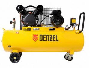 Компрессор поршневой ременной Denzel BCV2300/100