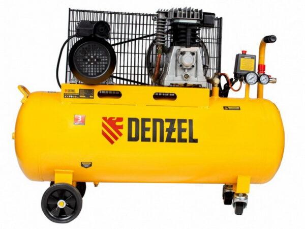 Компрессор ременной Denzel BCI2300/100