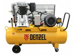 Компрессор поршневой ременной Denzel BCI4000-T/100