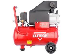 Поршневой компрессор Elitech КПМ 200/24+5K