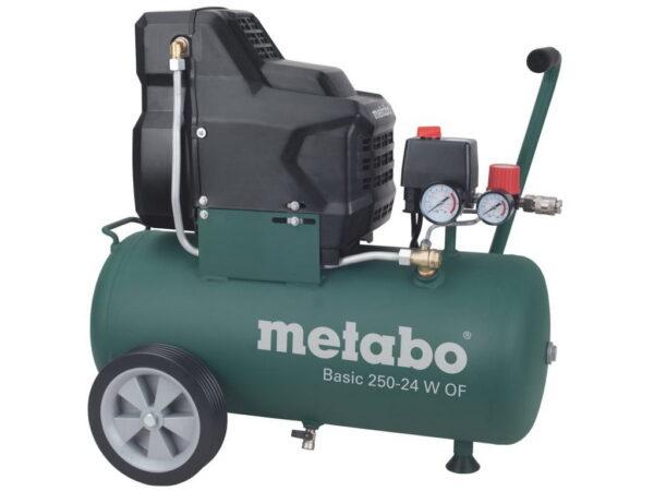 Компрессор поршневой масляный Metabo Basic 250-50W