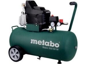 Компрессор безмасляный Metabo Basic 250-50 W OF
