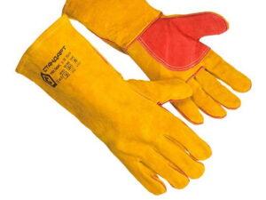 Перчатки и краги сварщика